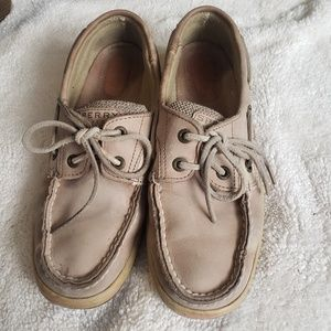 Sperry Top Sliders Classic Size 7